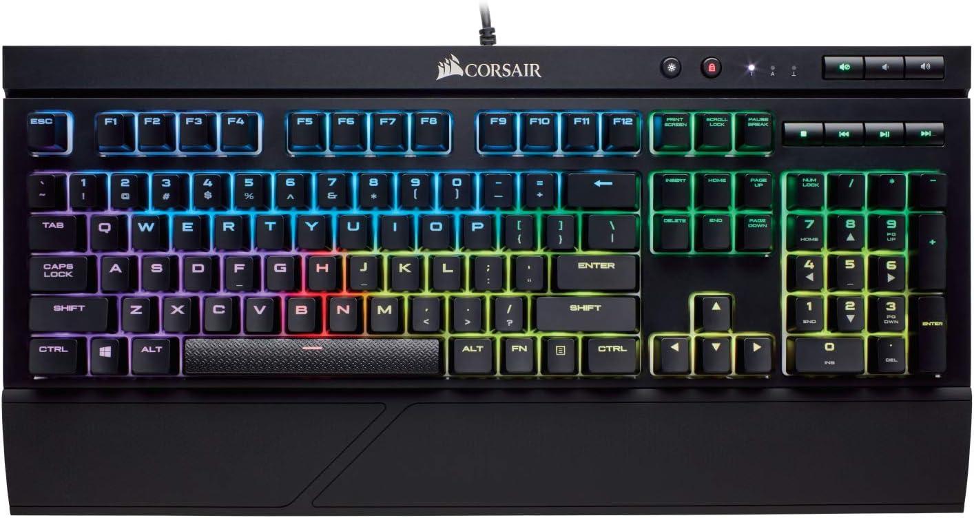 corsair k68 gaming keyboard