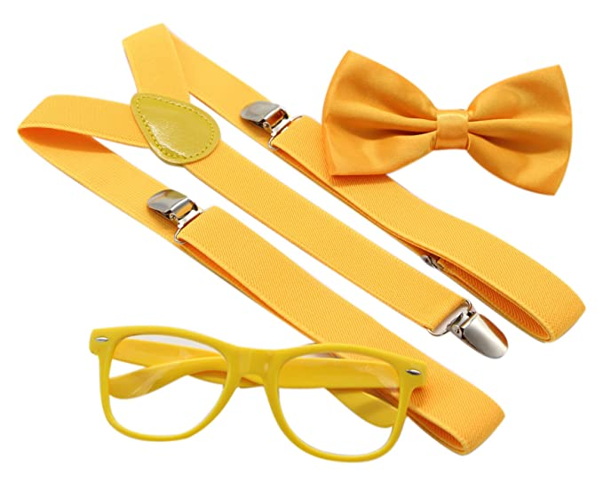 Amazon.com: Jaifei Hipster Nerd Outfit | Gafas de sol ...