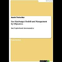 Das Harzburger Modell und Management by Objectives: Eine Vergleichende Literaturanalyse (German Edition)