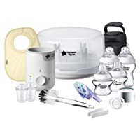 Deals on Tommee Tippee All In One Complete Newborn Baby Bottle