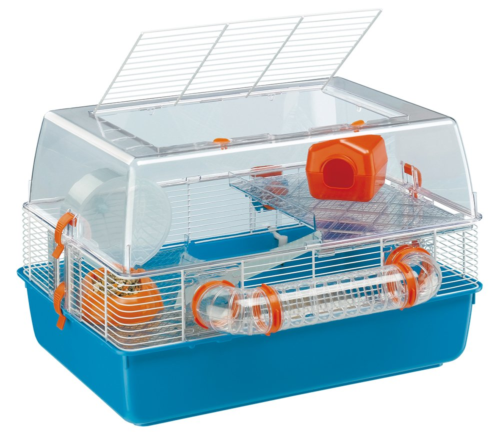 2 Tier Cool Ferplast Duna Hamster Cage