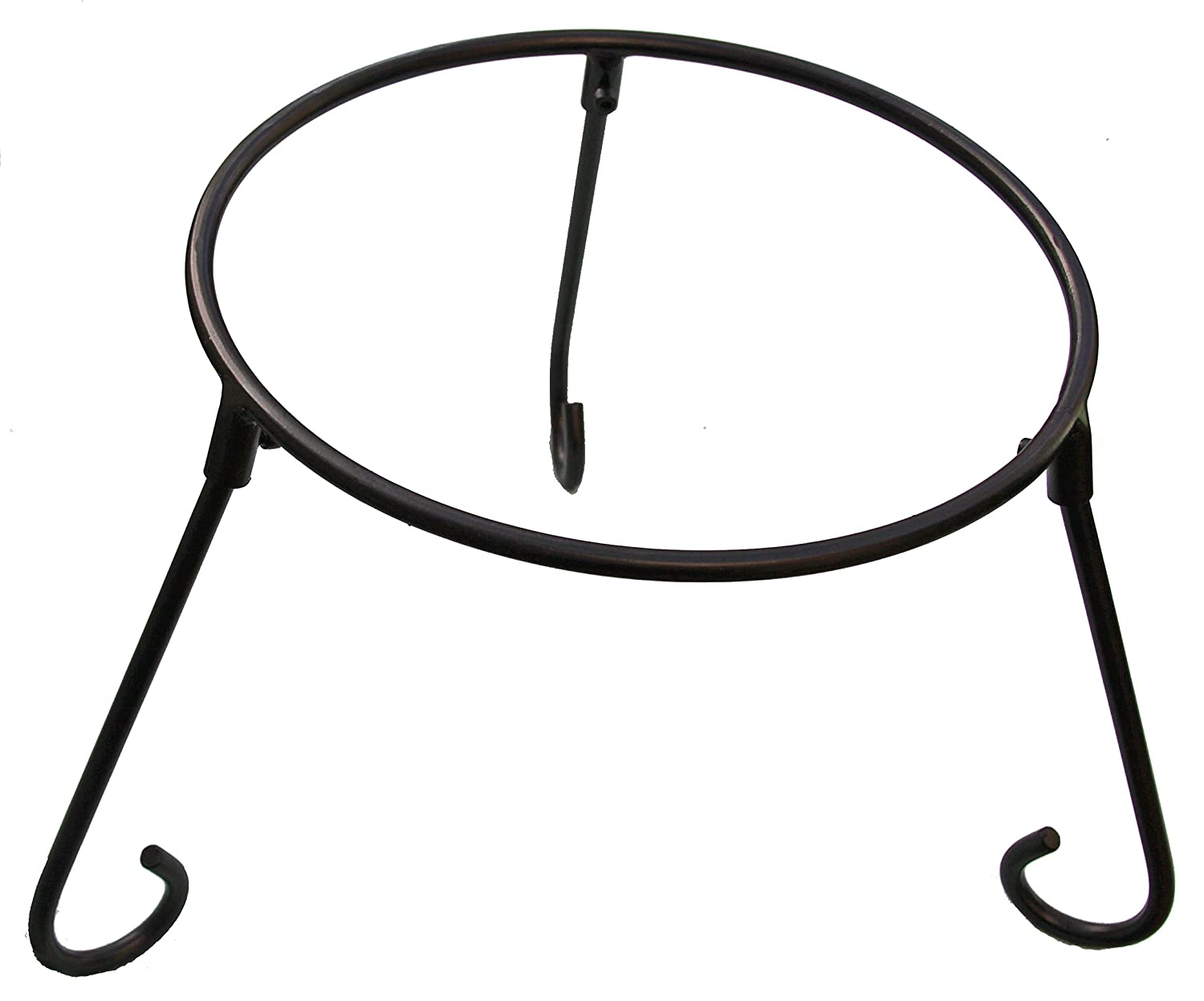 Black Gardeco S3-STRONG Extra-Strong Stable Stand for X-Large and Jumbo Chimeneas