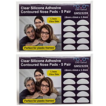 Amazon.com: GMS Optical® 1.3mm Ultra-Thin Anti-slip Adhesive ...