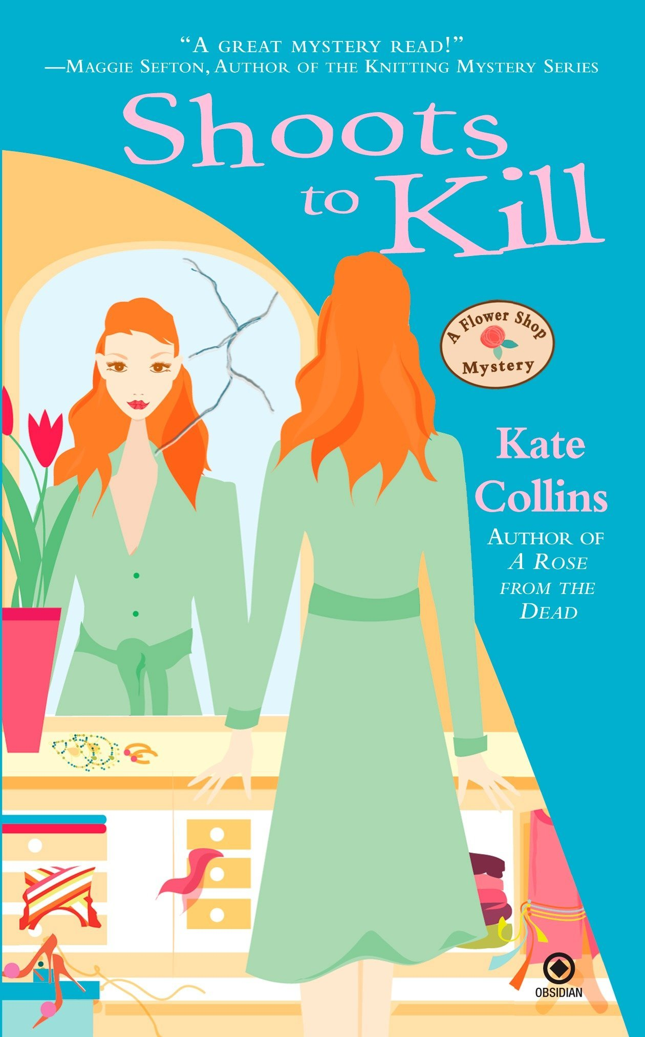 Download Shoots to Kill (Flower Shop Mysteries, No. 7) ebook