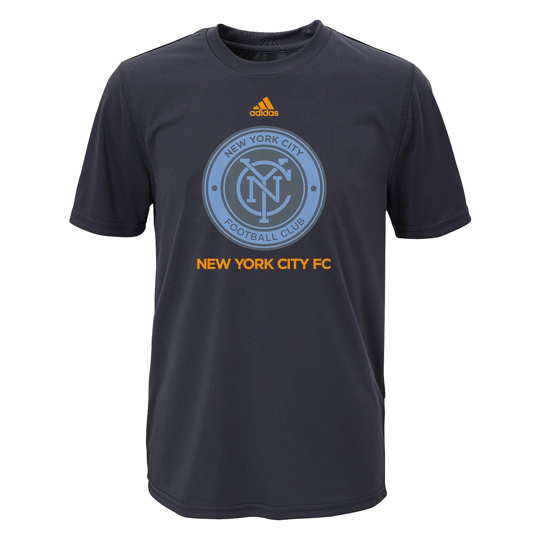 人気の春夏 MLS New York Boys City MLS FC Boys 8/ – 20パフォーマンスTシャツ、チャコールオレンジ, Large ( 14/ 16 ) B011IJ6TWO, エンベツチョウ:36b6d94b --- a0267596.xsph.ru