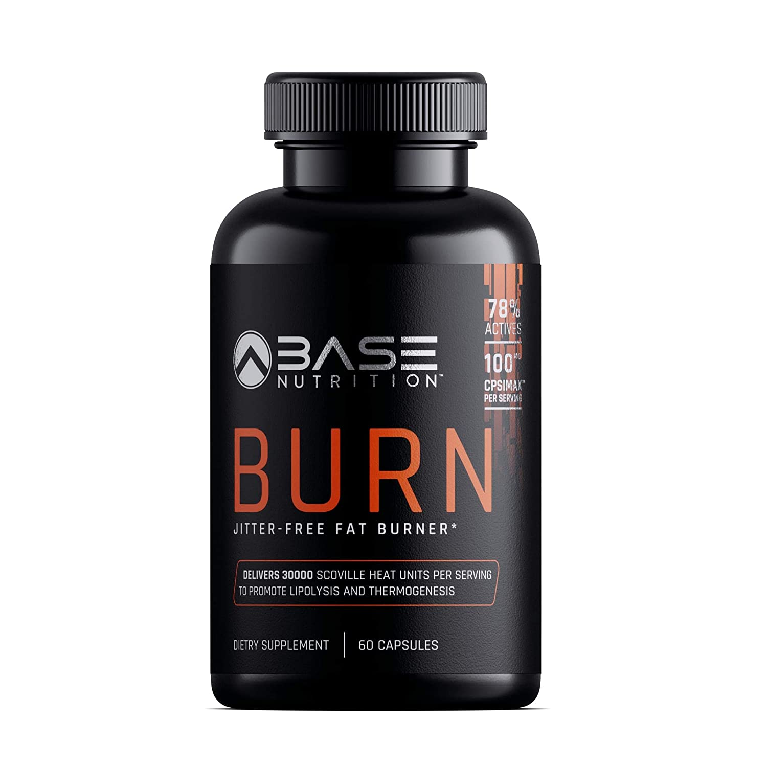 Base Burn Thermogenic Fat Burner Weight Loss Pills For Low Jitter Sige Vcsos Women Men Appetite Suppressant Supplement That Works Best
