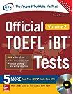 Official Toefl Ibt Tests Vol.2 W/Dvd (English) price comparison at Flipkart, Amazon, Crossword, Uread, Bookadda, Landmark, Homeshop18