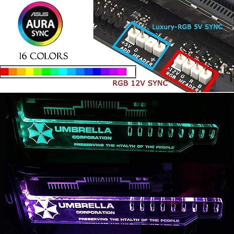 Video Holder GPU VGA Brace For Custom EZDIY-FAB Graphics Card Brace Support