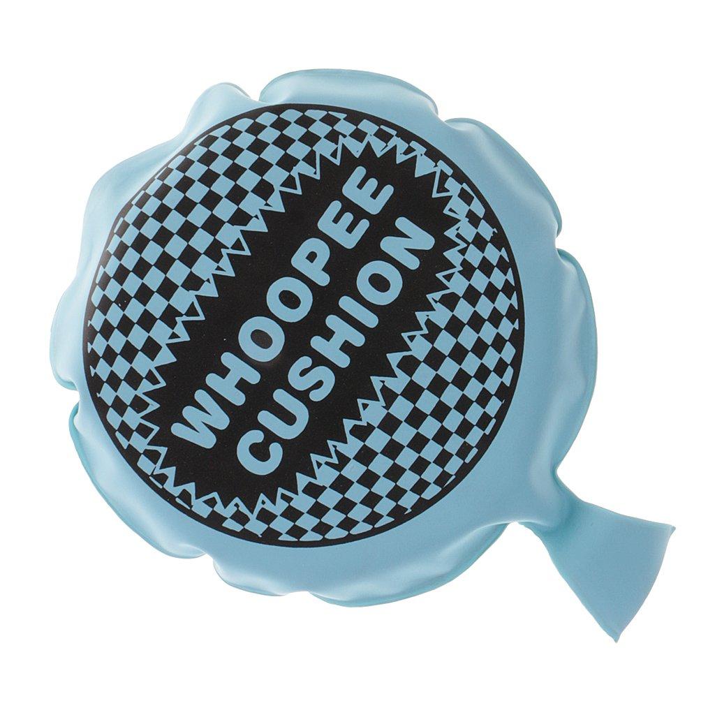 MagiDeal Whoopee Kissen Furzkissen Pfurzkissen Pupskissen Scherzartikel Party Whoopie Joke Party Whoopie Ballon 16, 5 cm - Blau AEQW-WER-AW146722