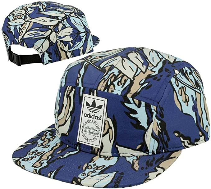 Gorra adidas – 5 Panel Camo Multicolor/Azul Night Sky/Blanco Osfm ...