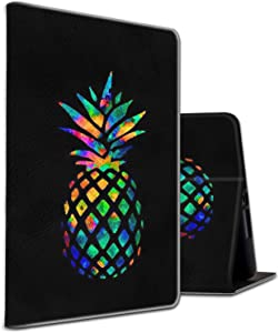 Case for iPad Pro 10.5 Case 2017/iPad Air 3 2019 Case,Skyfree Ultra Lightweight and Auto Wake/Sleep Smart Cover for iPad Air 3rd Gen,Cute Pineapple