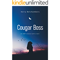 Cougar Boss: An LGBT romance with a twist book cover