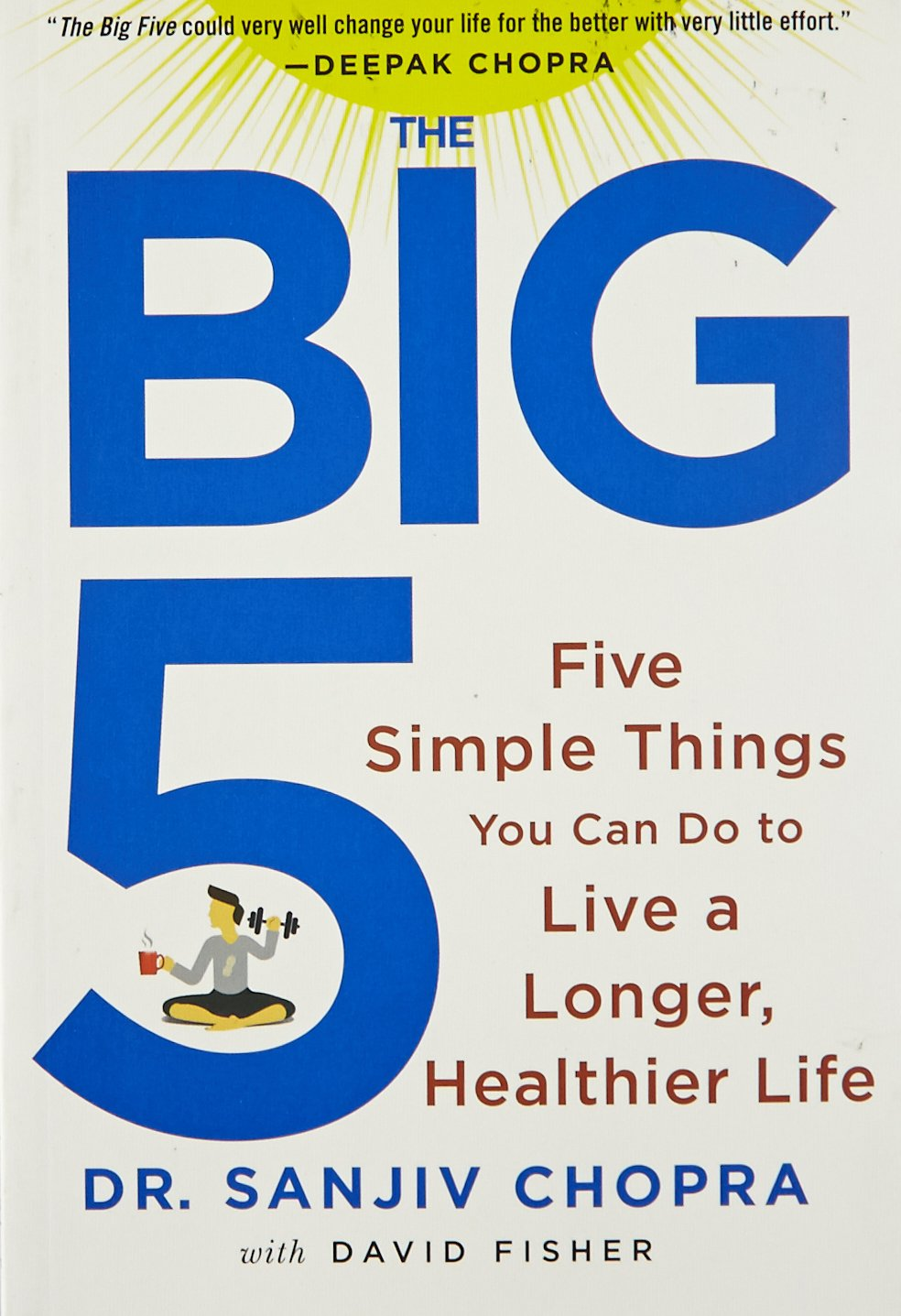 Read Online The Big Five: Five Simple Things You Can Do to Live a Longer, Healthier Life pdf epub