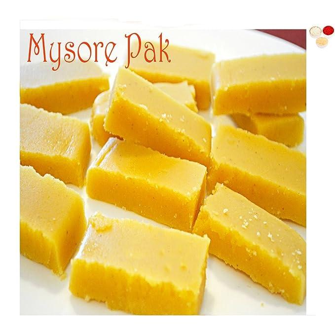Bhaidooj Gifts- Soft Mysore pak (200 gms)