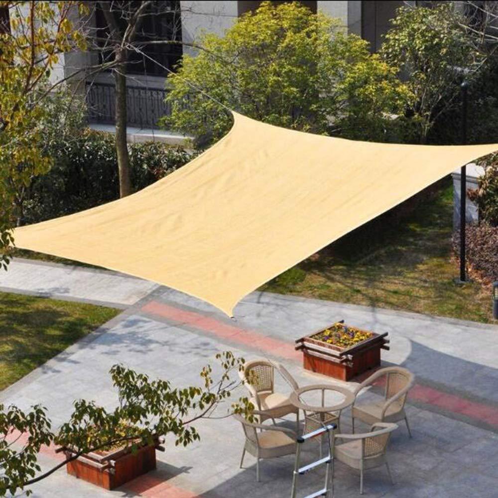Toldos Duo Beige Shading Net UV Block Sun Fabric Patio Shade ...