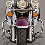 National Cycle P4011 Paladin Chromed Steel Highway Bar for 2003-2009 Honda VTX1 - One Size