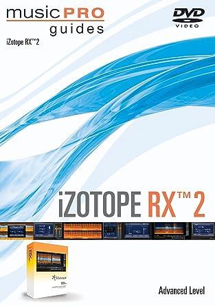 Amazon com: iZotope RX 2 (Advanced) DVD: Andrew Eisele: Movies & TV