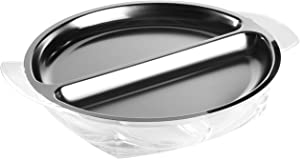Prodyne ICED Appetizers tray, One size, Clear