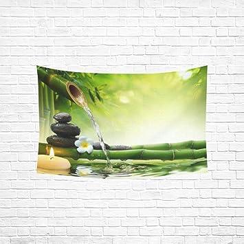 Amazon De Custom Home Dekoration Japanischer Bambus Brunnen Spa