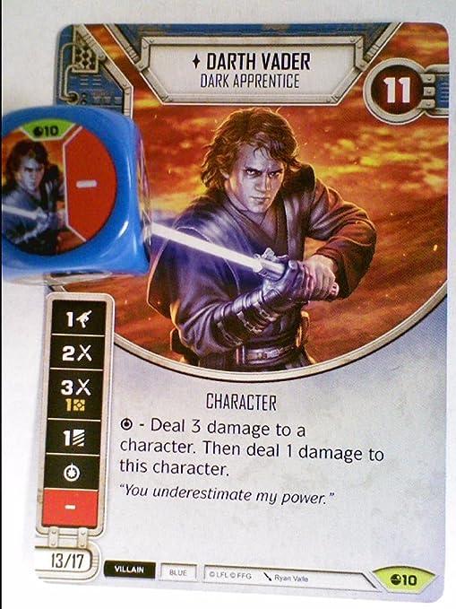 Star Wars Destiny Spirit of the Rebellion Uncommon 2x Traitor!
