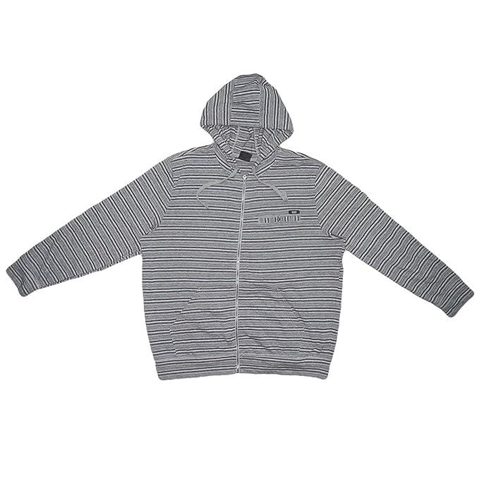 Oakley Surf para hombre y skateboard sudadera con capucha con cremallera-up/ chaqueta de hípica para niños: Amazon.es: Ropa y accesorios