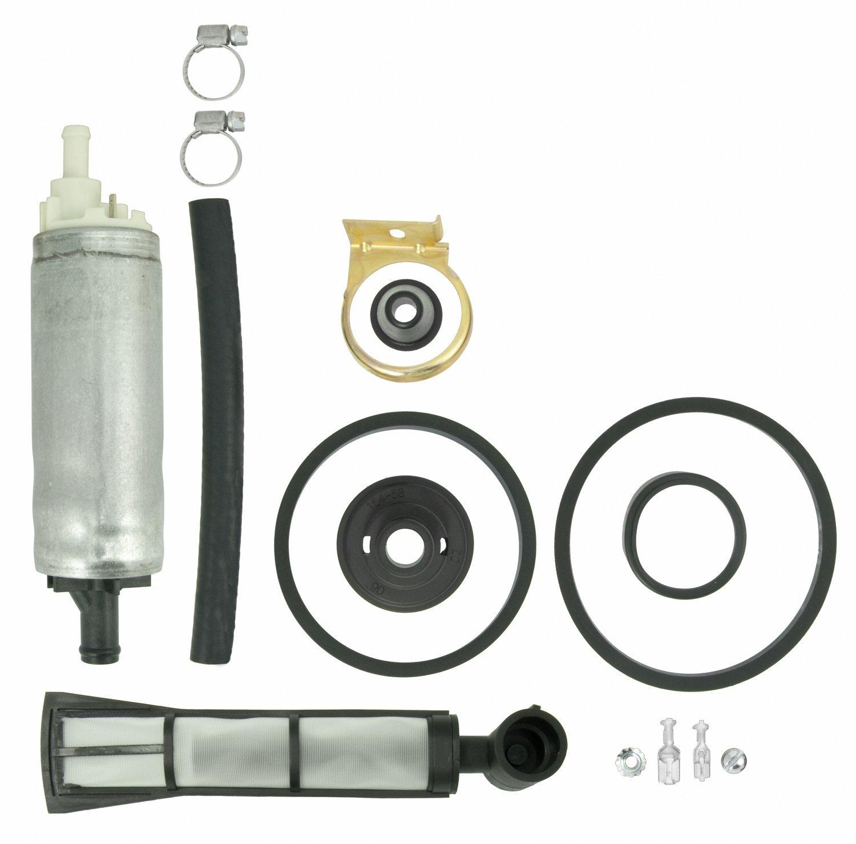 Carter P74032 Fuel Pump and Strainer Set