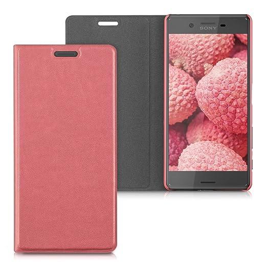 3 opinioni per kwmobile Custodia per Sony Xperia X- Cover a libro in simil pelle per cellulare-