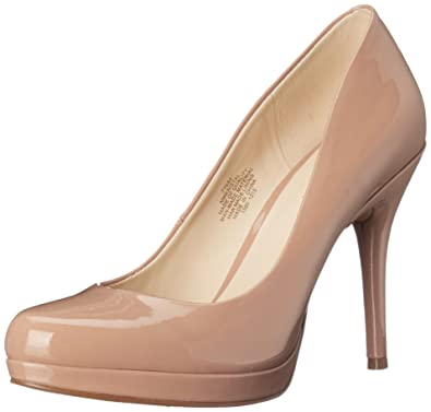 Nine West Kristal Synthetic Kleid Pump