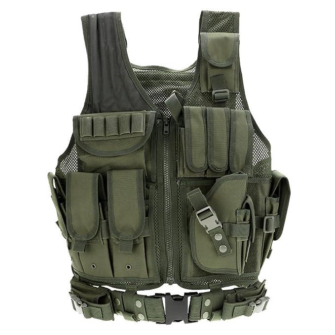 78 opinioni per Lixada Maglia per Tattico Militare Esercito Poliestere Airsoft Gilet da Caccia