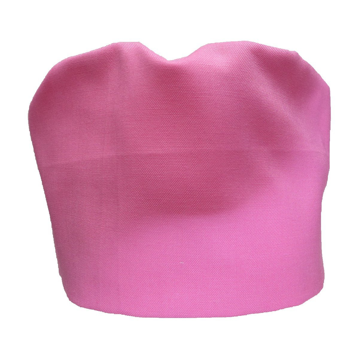 Mens Scrub Cap S1FM Handmade Double Cotton Pink
