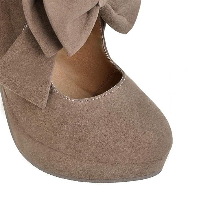 LATH.PIN Zapatos Mujer Tacon Fiesta b66a5556d9e4