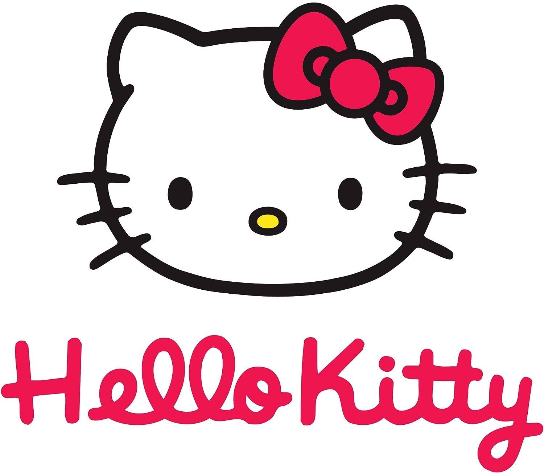 Hello Kitty Fille baseball rose casquette reglable avec chat