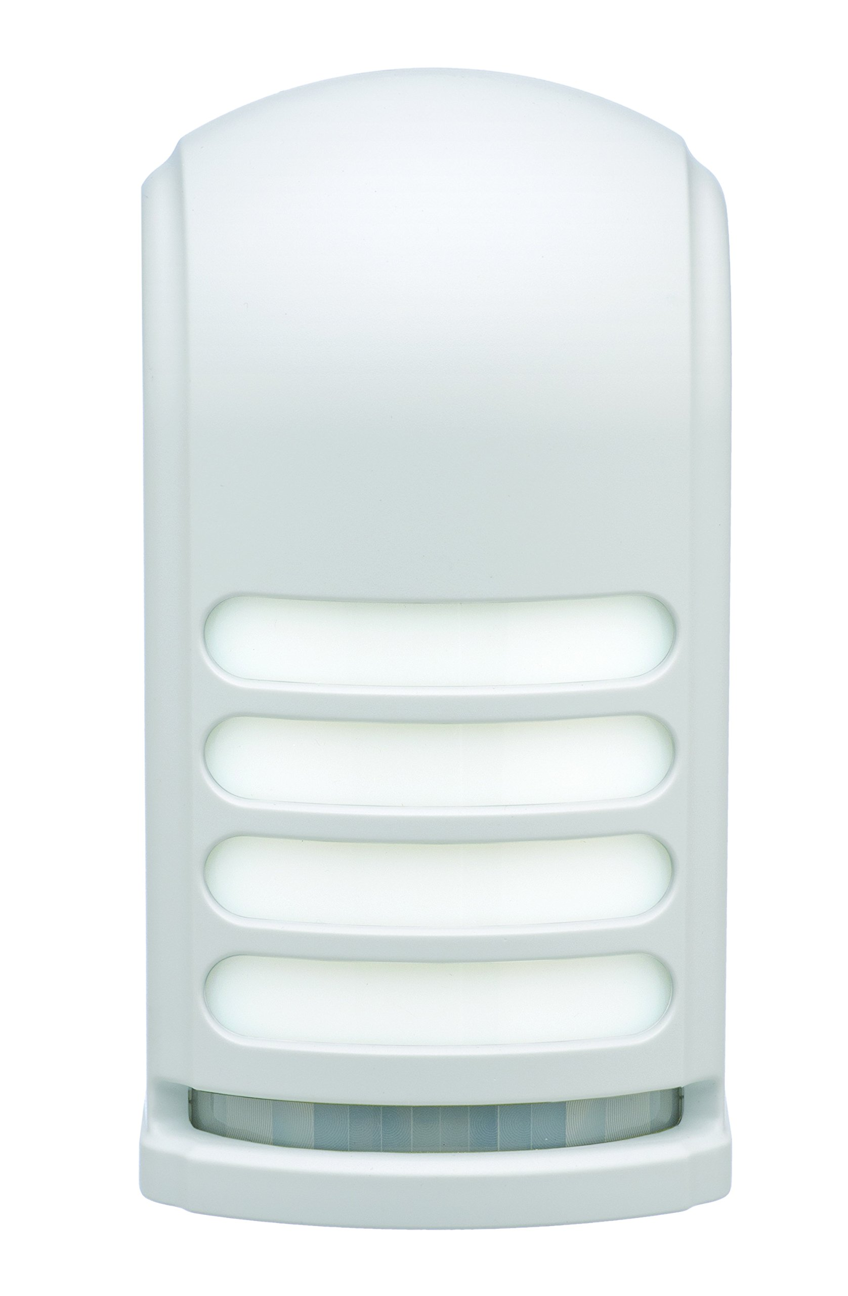 Xodus Innovations BL705D Battery Operated Motion Activated LED Deck and Stair Light, White