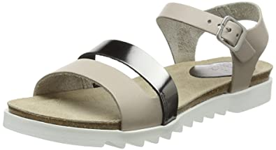 TBS - Theresa - Sandales Bout Ouvert - Femme  Amazon.fr  Chaussures ... 9f17454daf1a