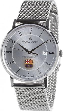 ddf45d664a モーリス・ラクロア MAURICE LACROIX 腕時計 Eliros エリロス FCバルセロナ クォーツ メンズ 【並行輸入品