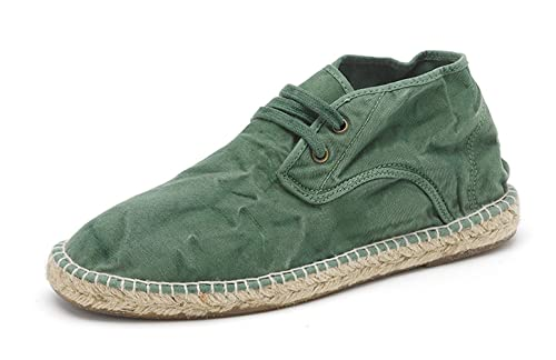 Natural World Eco - Zapatillas de Lona para Hombre 639: Amazon.es: Zapatos y complementos
