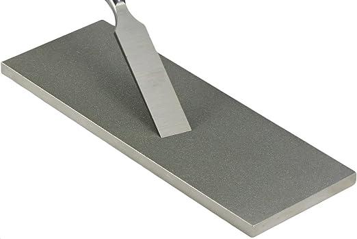 afilador perfecto para afilar cinceles Juego de 3 afiladores de piedras de diamante para afilar piedras herramientas de trabajo de madera y cuchillos medianos y finos gruesos