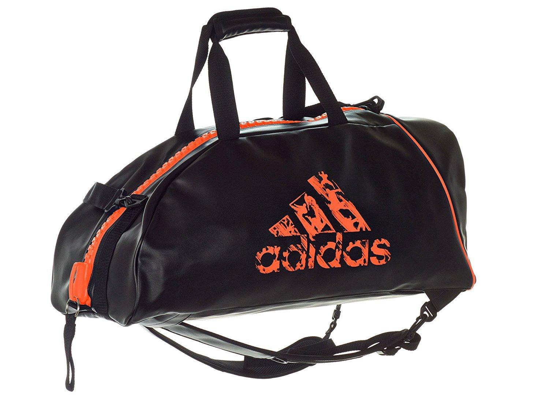 Amazon.com : adidas Martial Arts Bag, Judo, Karate, TKD, MMA ...