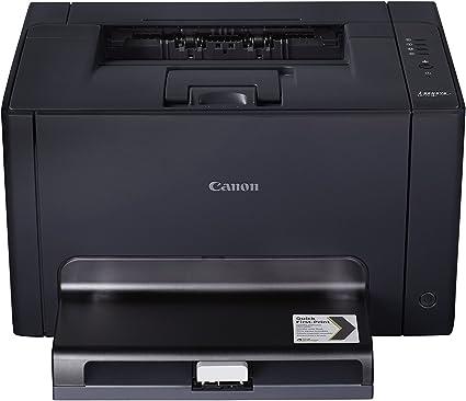Impresora láser color Canon i-SENSYS LBP7018C Negra: Canon: Amazon ...