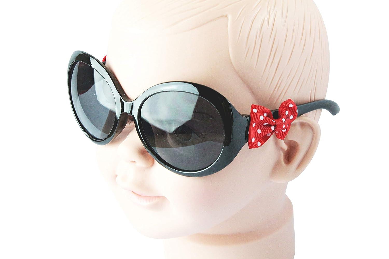 c54acc5d0 Amazon.com: Kd46-vp Style Vault Kids Child Girls (3-8yr) Designer Sunglasses  (9062 Black, gradient): Clothing