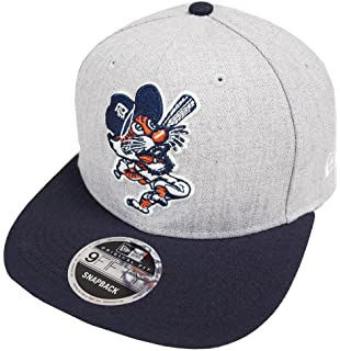 New Era Detroit Tigers Cooperstown Classics Snapback Cap Grey Navy 9fifty  950 Limited Special Edition 1b9bcd26c315