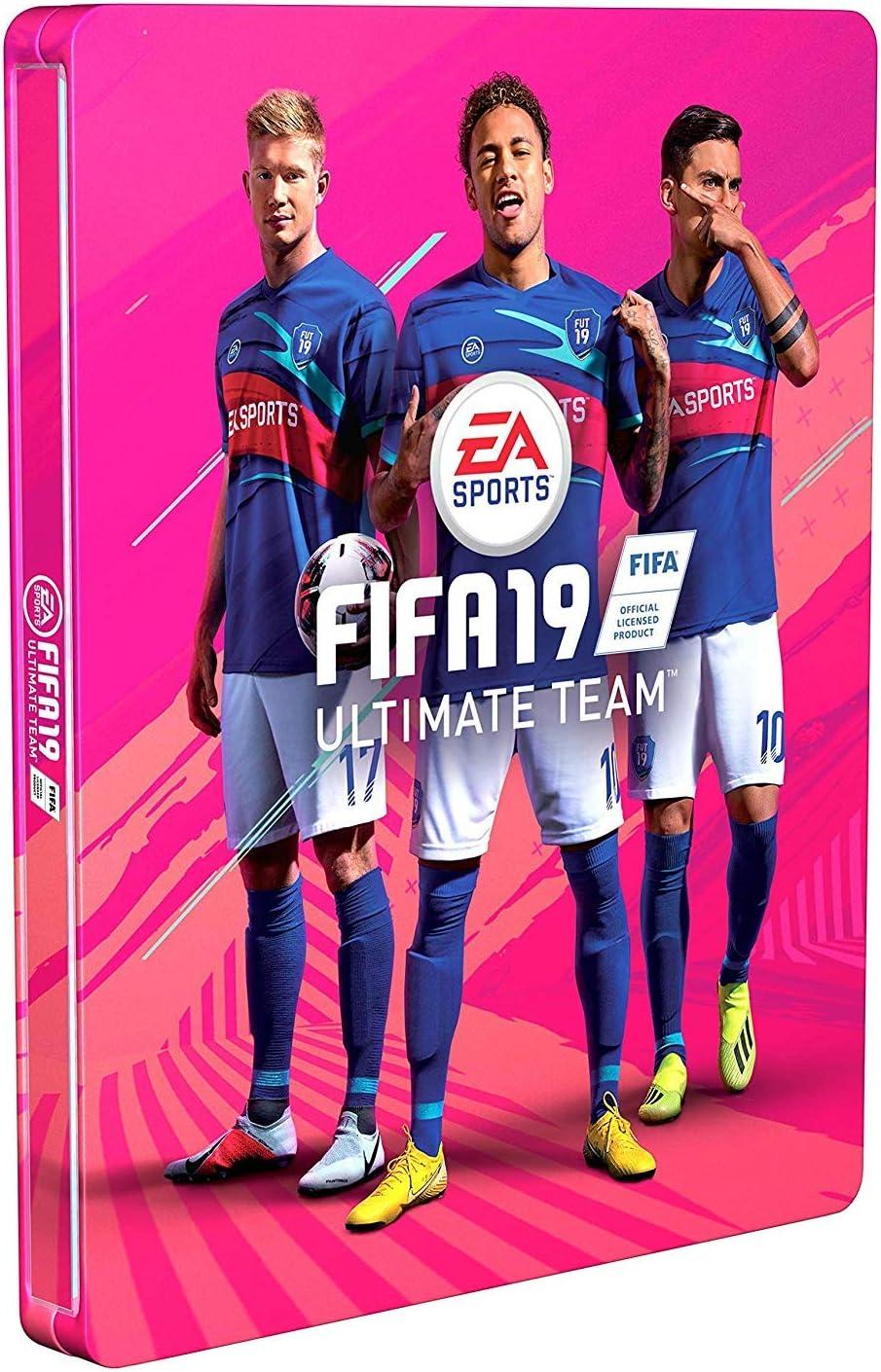 fifa 19 champions edition xbox one asda