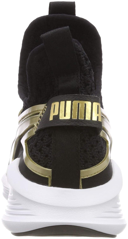 Puma Damen Fitnessschuhe Fierce Sleek Varsity WN's Fitnessschuhe Damen aeecf1