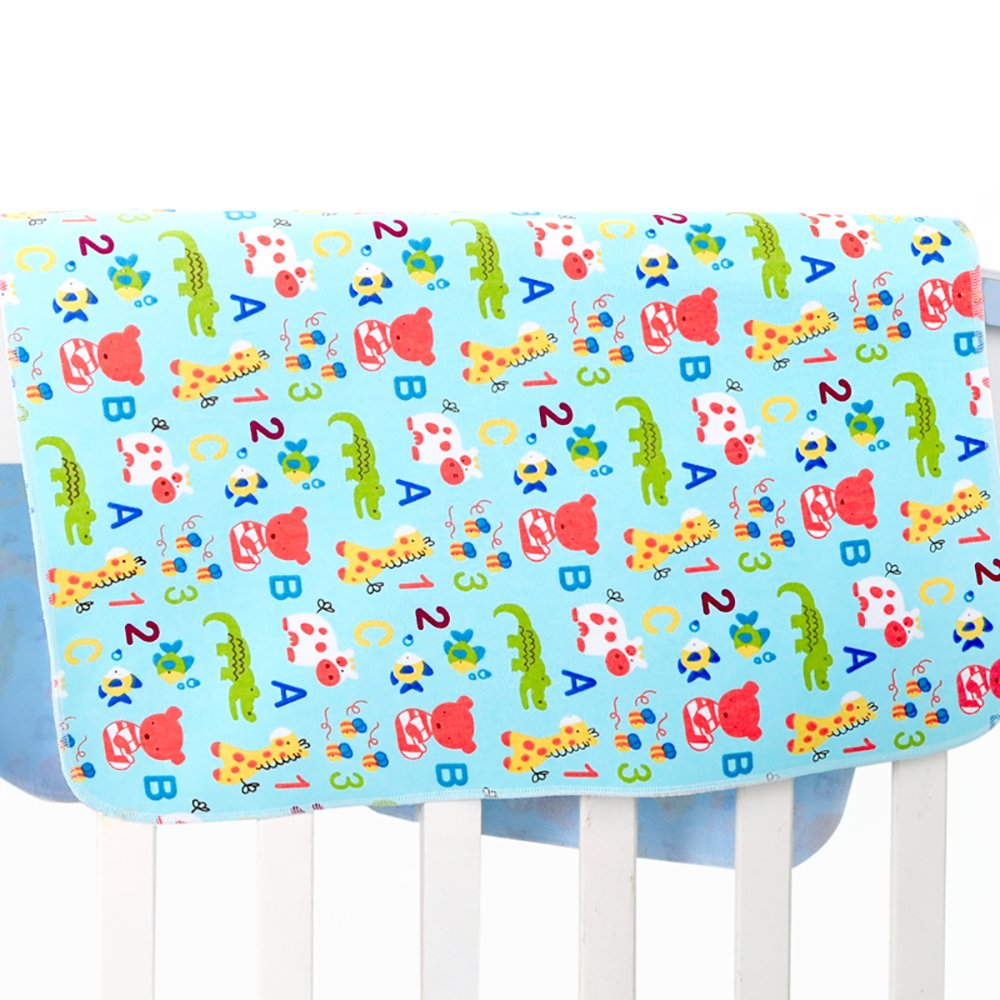 ThreeH Baby Changing Pad Cover Mattress Durable Diaper Mat 27'x 31' BH16C L H-BH16C L
