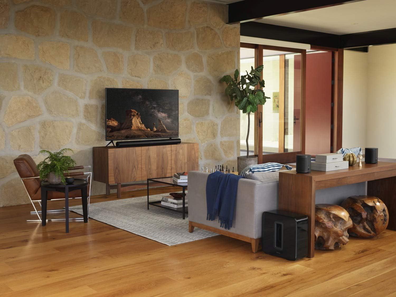 sonos-arc-soundbar-wohnzimmer-fernseher