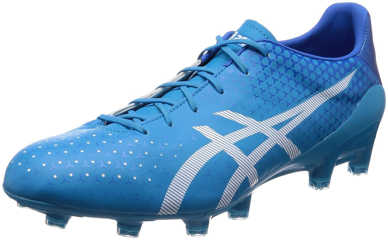 [アシックス] サッカー スパイク MENACE 3 B076Q727C7 25.5 cm|アイランドブルー/ホワイト アイランドブルー/ホワイト 25.5 cm