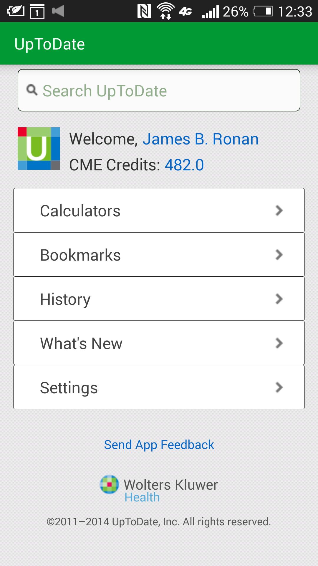 com uptodate appstore for android 0 00