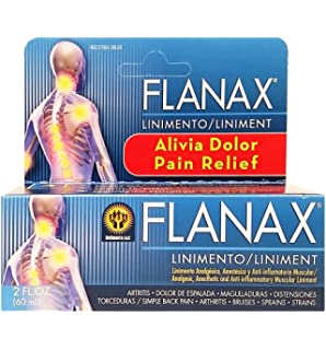 Flanax Pain Relief Linimento