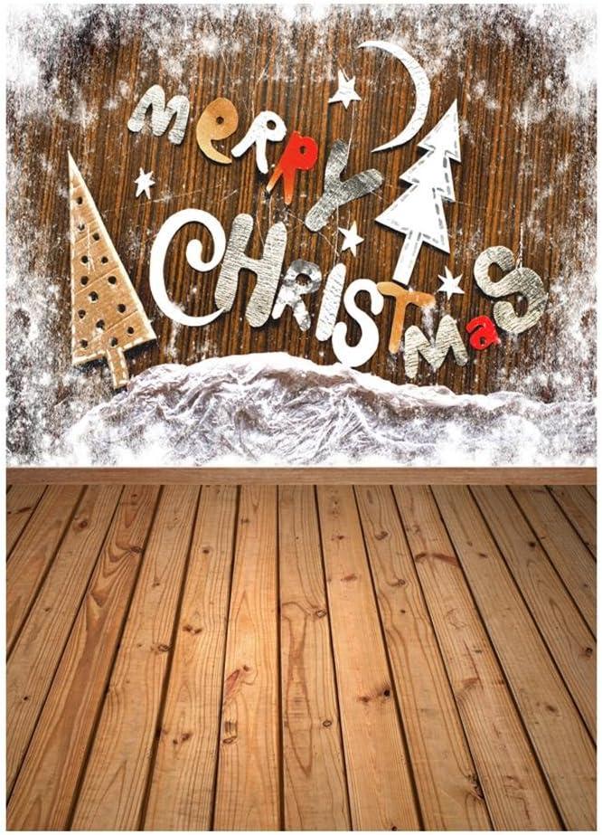 Demiawaking 3 X 150 Weihnachten Foto Studio Hintergrund Kamera