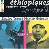 Ethiopiques Vol. 21 (Piano Solo)